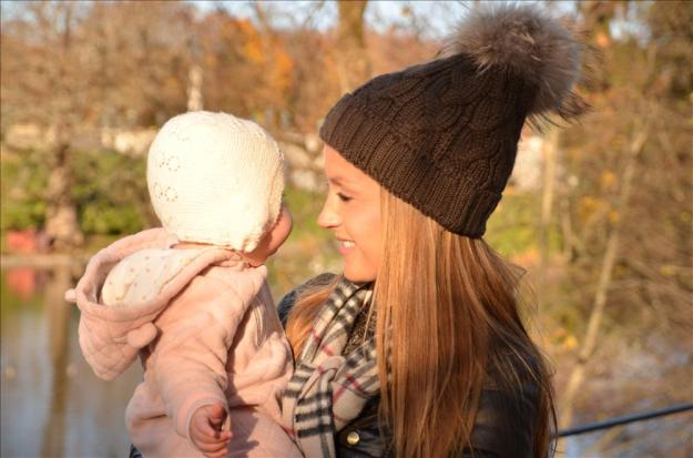 julia og mamma