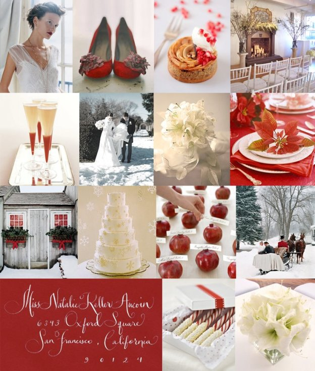 christmas wedding2