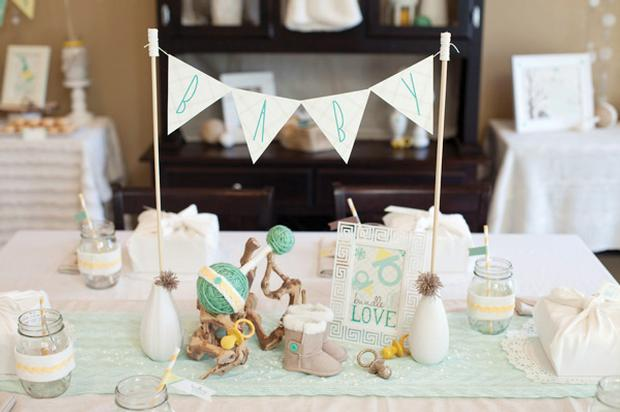 winter baby shower1