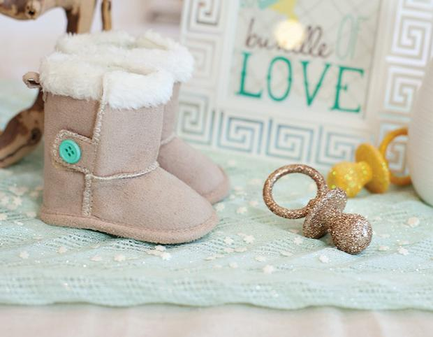 winter baby shower3