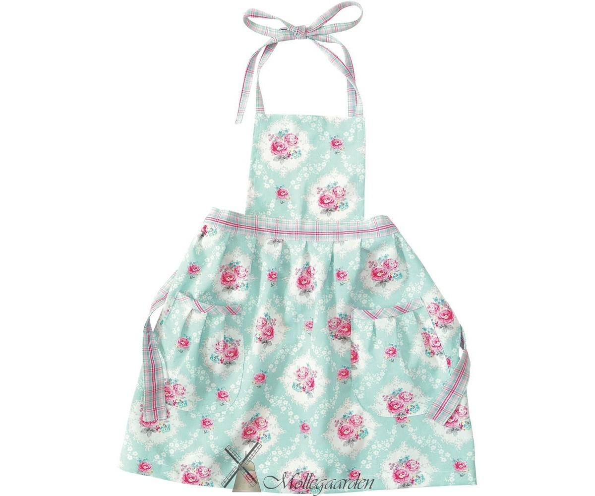 greengate-forkle-child-apron-phoebe-mint