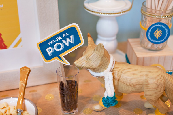 what-does-the-fox-say-party-decor